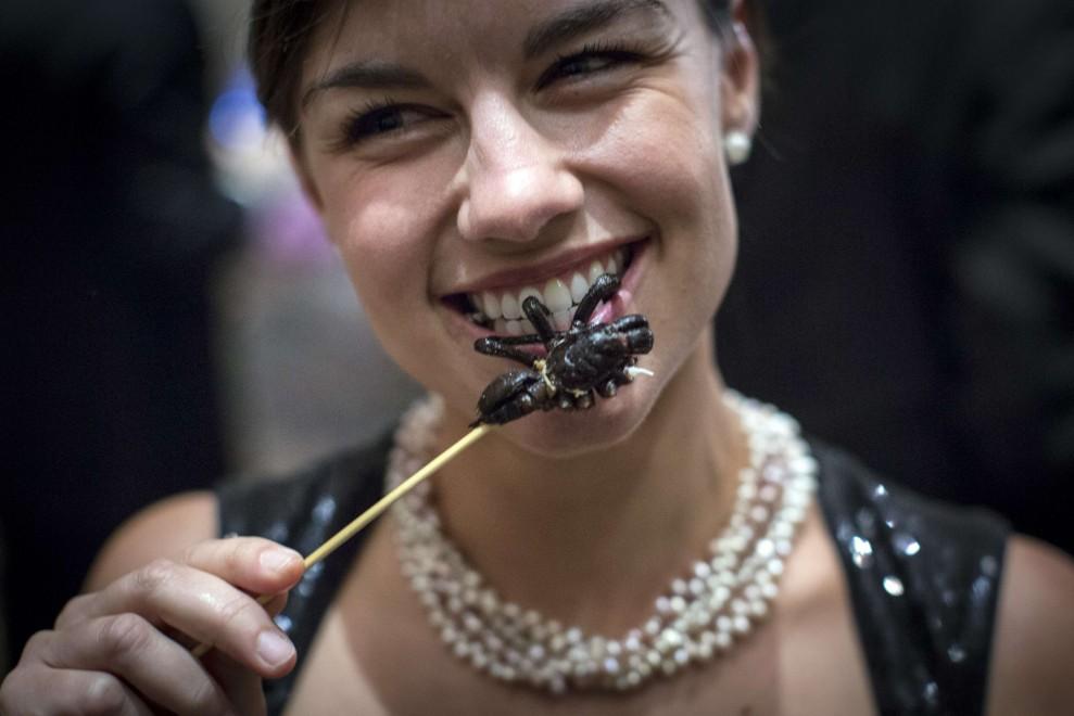 Orrori nel piatto: l'hotel di lusso serve tarantole e scarafaggi