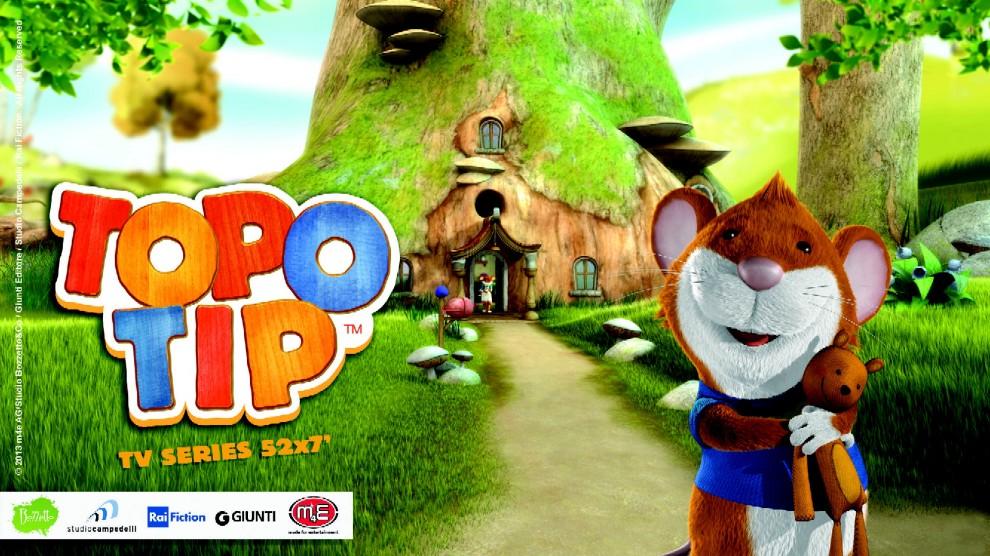 Topo tip l 39 anti peppa pig dai libri ai cartoon for Topo tip immagini