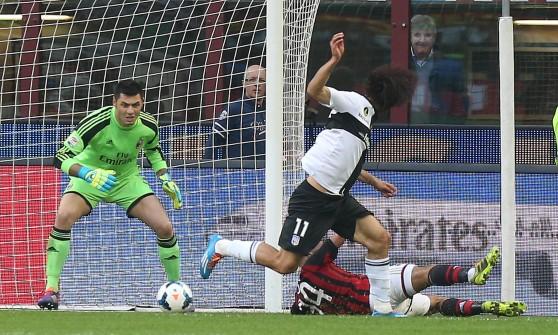 Milan-Parma 2-4: rossoneri a picco, Cassano in formato mondiale