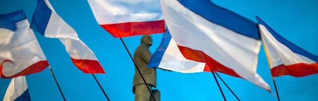 """Crimea, exit poll: 93% per annessione a Russia     Usa e Ue: """"Illegale""""   Liveblog -     Dir. tv -     vd -     foto"""