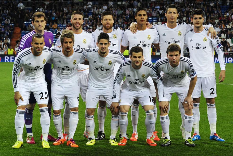 Real Madrid-Schalke, il film della partita