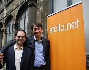 Etalia, news e blog insieme per un giornale su misura