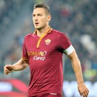 """Roma, Totti: """"Sarei orgoglioso del Brasile. Secondo posto? Noi meglio del Napoli"""""""