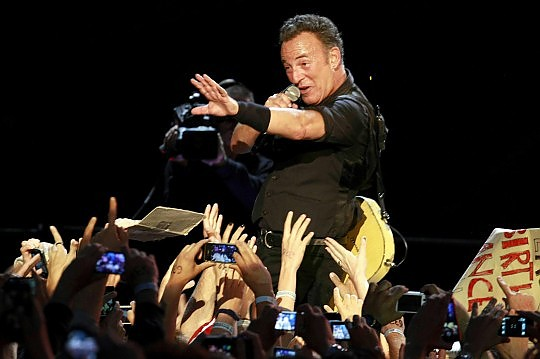 Bruce Springsteen & Friends, il gotha del rock canta il Boss