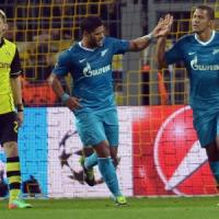 Champions, Borussia Dortmund-Zenit 1-2: ko indolore per i tedeschi