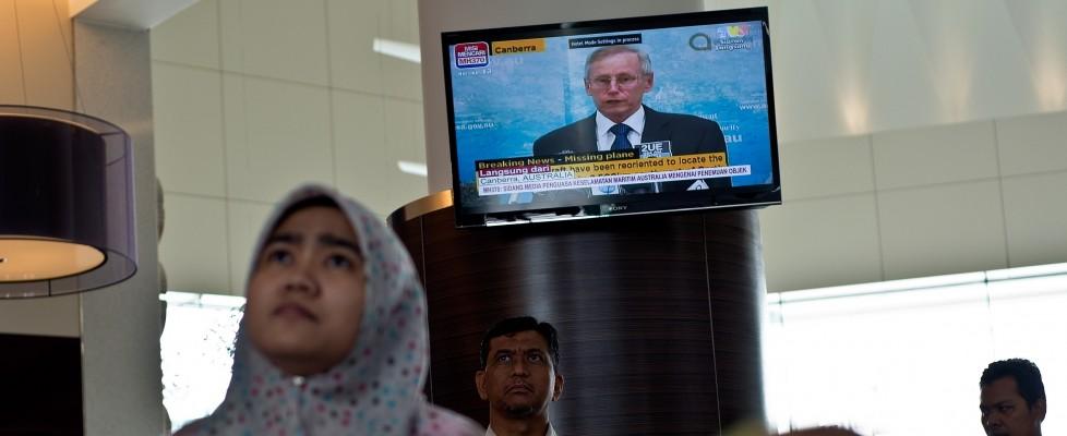 Aereo scomparso, premier australiano: forse individuati due oggetti