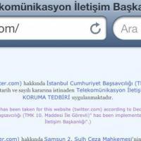 Erdogan fa bloccare Twitter in Turchia, le schermate
