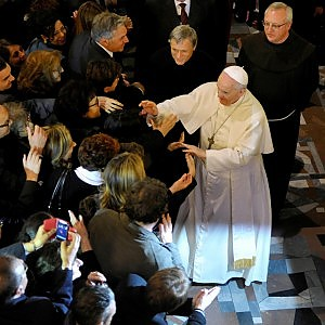 """""""Ora ci sentiamo meno soli"""". I familiari delle vittime di mafia ringraziano il Papa"""