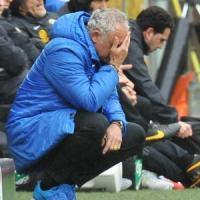 """Verona, Mandorlini: """"Sconfitta meritata, è un momento un po' così"""""""