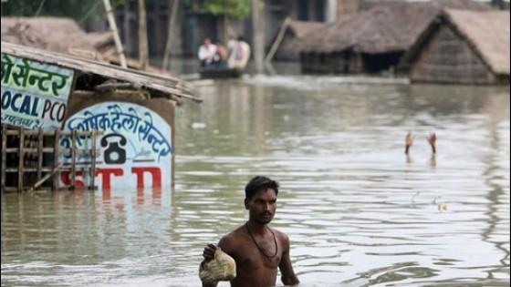 Alluvioni, ecosistemi in ginocchio. Ecco il costo del clima che cambia