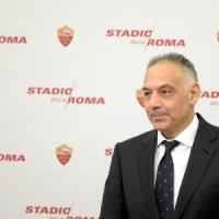 """Roma, Pallotta: """"Uno stadio ultramoderno da 300 milioni, la tecnologia vi stupirà"""""""