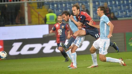 Genoa-Lazio 2-0, Gilardino e Fetfatzidis blindano la salvezza rossoblù