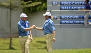 Golf, Eurasia Cup: la selezione euopea in testa 5-0