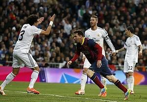 Che noia il nostro calcio, meglio Real-Barcellona