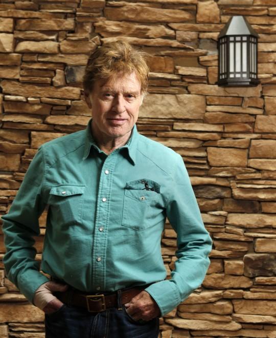 Robert Redford, le mie rughe di ottantenne sono la migliore arma contro Hollywood