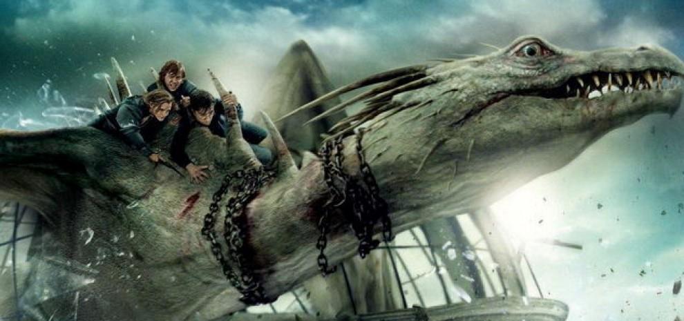 """""""Fantastic Beasts and Where to Find Them"""", il libro di J.K. Rowling diventerà tre film"""