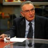 """E' morto Gerardo D'Ambrosio  con il pool """"Mani Pulite""""   foto   protagonista di Tangentopoli"""