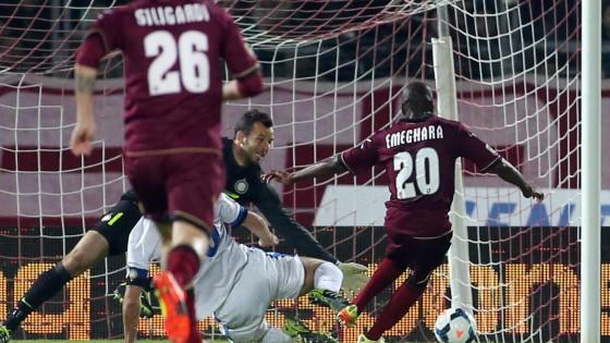 Livorno-Inter 2-2, i nerazzurri si addormentano e vengono puniti