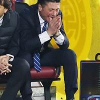 Inter, Mazzarri: ''Poco concreti, abbiamo giocato alla playstation...''