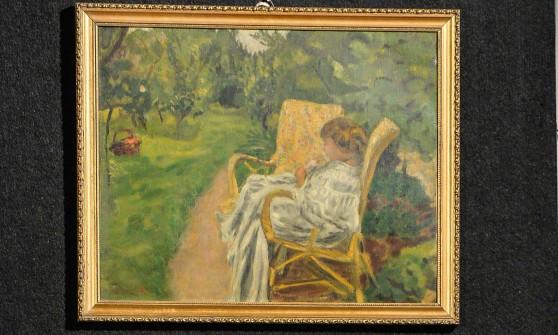 Ritrovate due tele di Gauguin e Bonnard. Un operaio le aveva acquistate a un'asta di oggetti smarriti delle Fs