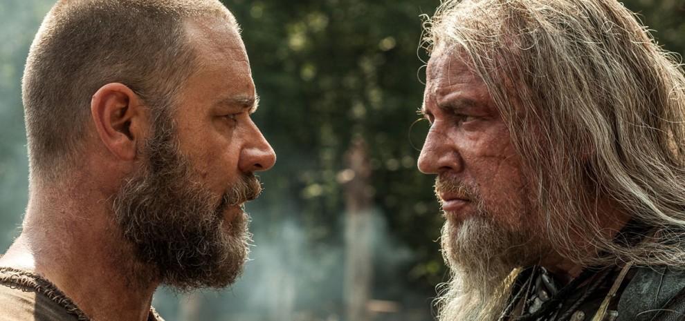 """Russell Crowe è """"Noah"""": """"Siamo testimoni di un mondo che sta morendo"""""""