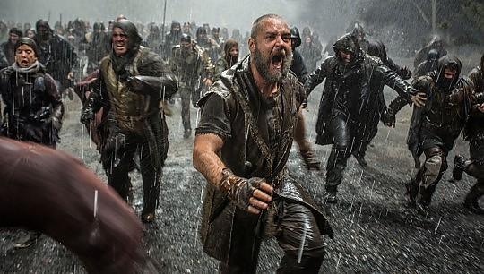 """""""Noah"""", Darren Aronofsky: """"Una favola modernissima"""""""