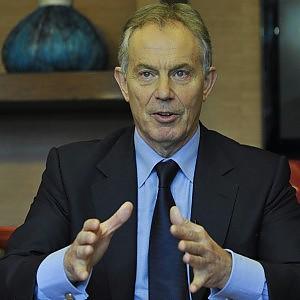 """Tony Blair: """"Renzi mio erede, con la sua corsa alle riforme cambierà l'Italia"""""""