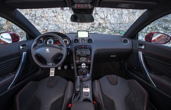 Fregoli RCZ: Peugeot ne fa di tutti i colori