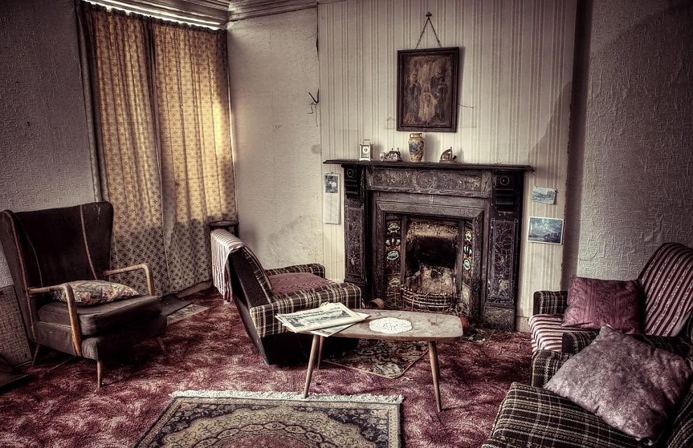 Irlanda, la casa di Birdie dove il tempo si è fermato