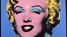 Warhol, la bellezza del pop in mostra a Roma
