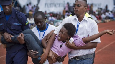 Genocidio in Ruanda, 20 anni dopo   video       Kagame attacca ancora la Francia