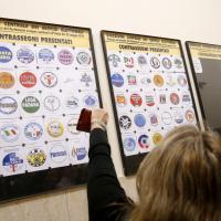 Europee di maggio, depositati 64 simboli