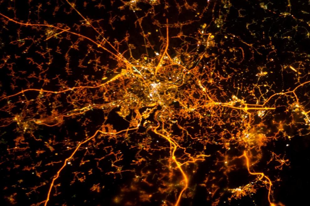 La Terra vista dallo Spazio: gli scatti più belli dei satelliti NASA - Repubblica.it