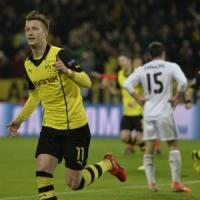 Borussia Dortmund-Real Madrid 2-0, Reus fa tremare Ancelotti