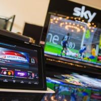 Sky va oltre la parabola: la tv