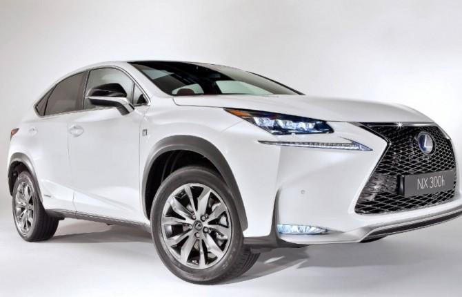 Lexus NX, Suv compatto: il fascino del lusso