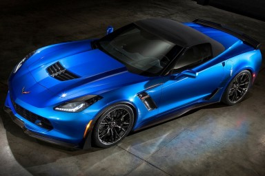 Chevrolet Corvette Z06 Convertible