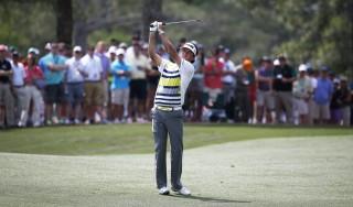 Golf, Augusta Masters: Watson prende il largo, Manassero non supera il taglio