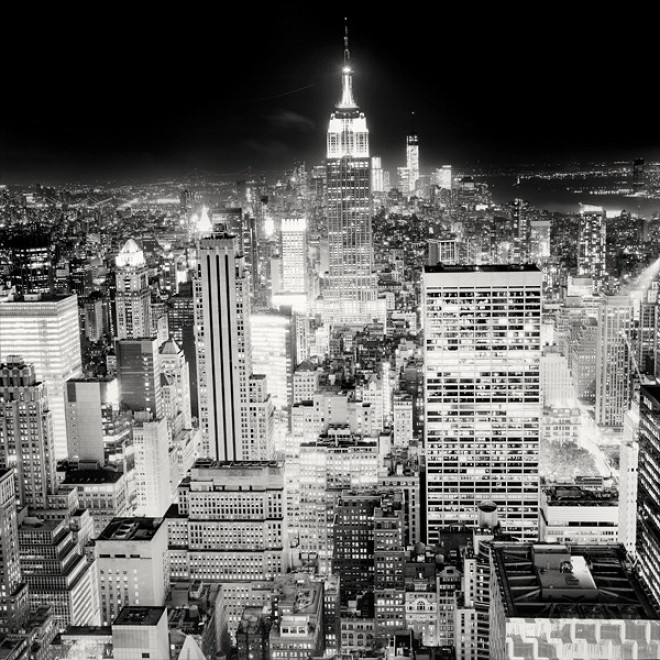 quando new york si veste di bianco e nero