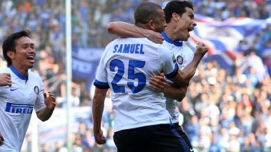 Goleade Inter Fiorentina  e Napoli per l'Europa