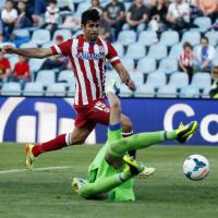 Atletico Madrid, Diego Costa segna e si infortuna