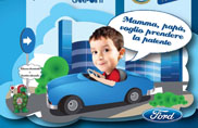 Ford, piccoli automobilisti crescono