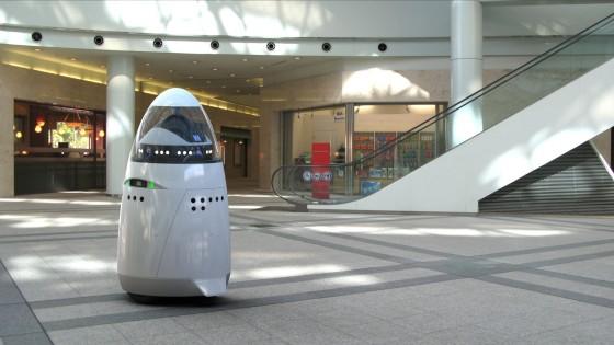 Robocop esiste, si chiama K5: prevede il crimine e allerta la polizia