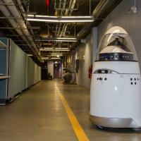 K5, il robot-poliziotto di quartiere