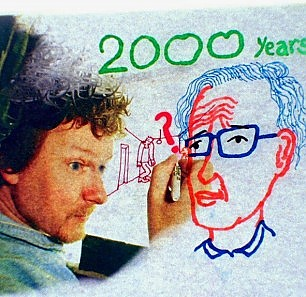 Michel Gondry trasforma Noam Chomsky in cartoon