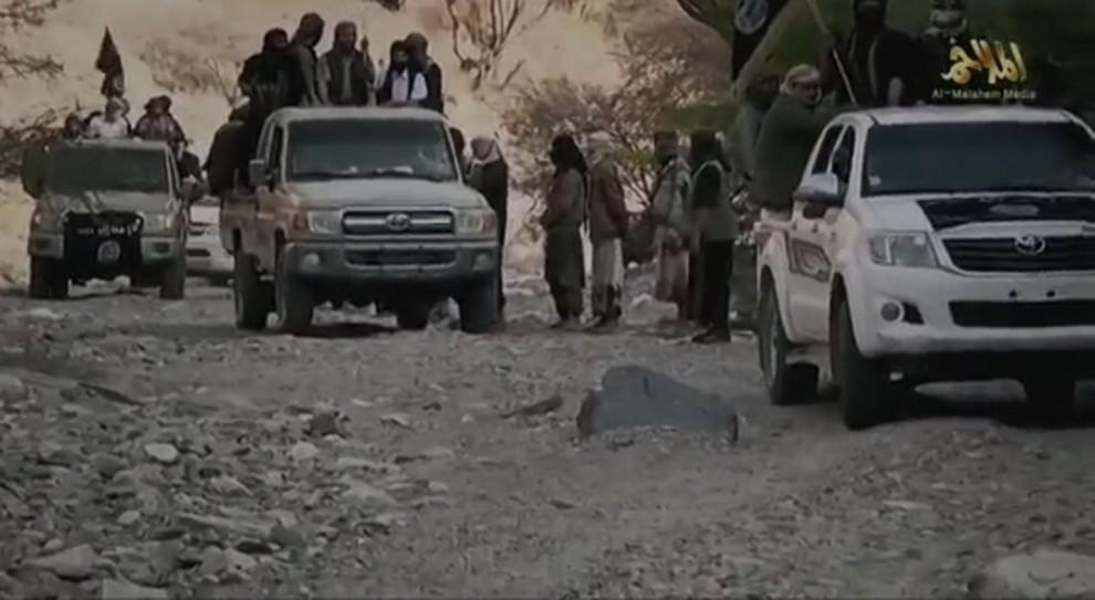 Il maxi raduno in Yemen dei militanti di al-Qaeda