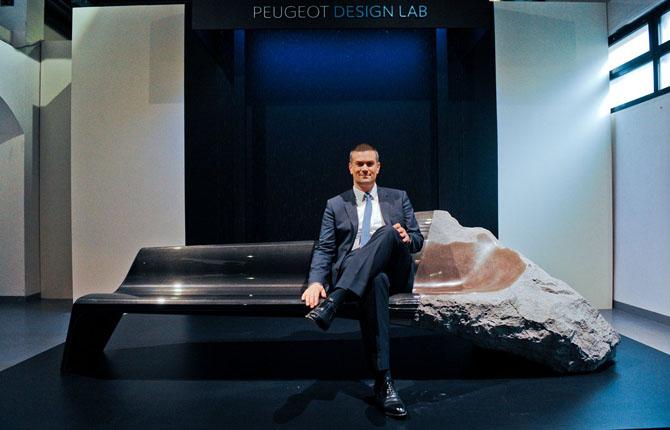 Peugeot Design, dalla strada al sofà …