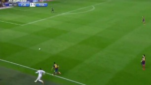Bale mette la freccia Super gol al Barcellona    Video  I più belli: Gareth top 10