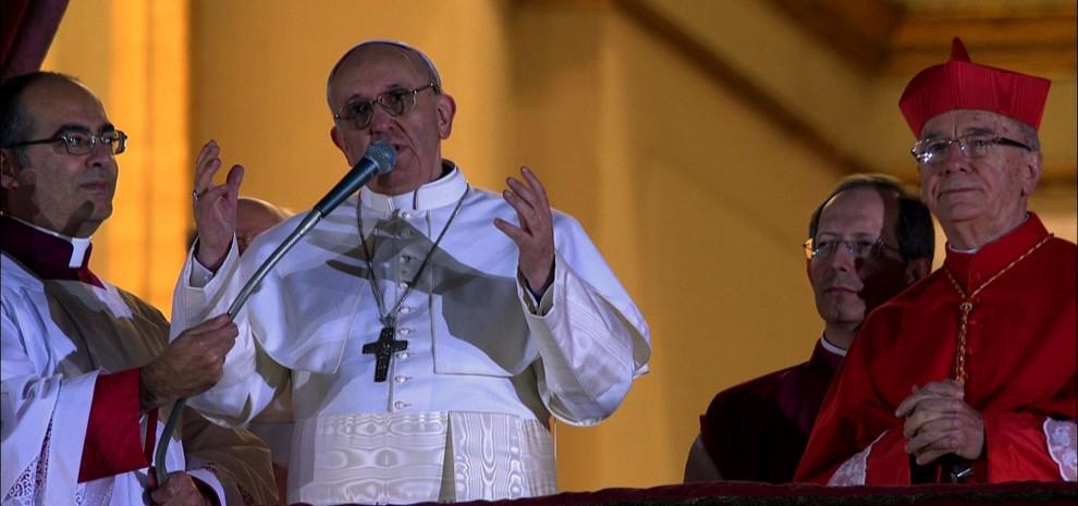 Francesco, un doc e due film: il Papa diventa superstar al cinema