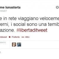RNews, TwitterTime: libertà di tweet. La vostra opinione su bavagli e processi al web